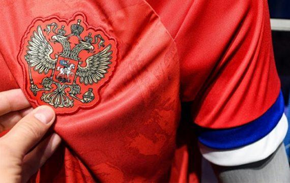 Error de diseño? Selección nacional Rusia se niega a usar nueva camiseta