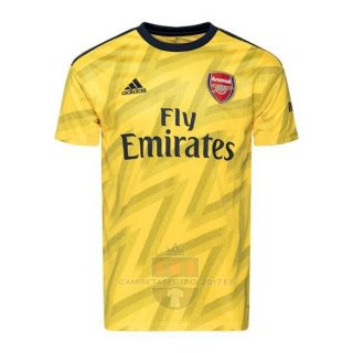 Camiseta Arsenal Segunda 2019 2020