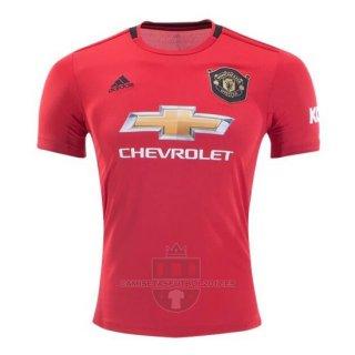 Camiseta Manchester United Primera 2019 2020