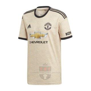 Camiseta Manchester United Segunda 2019 2020