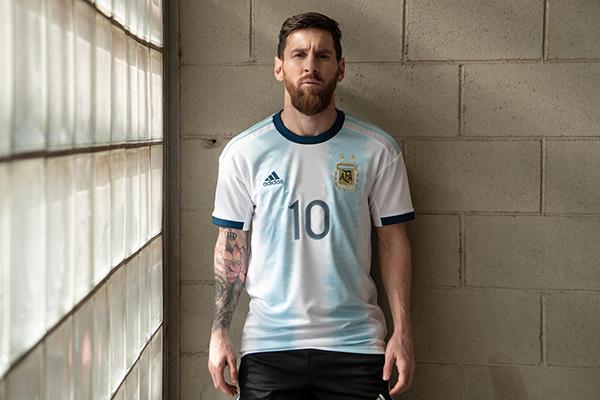 Camiseta Argentina Primera 2019