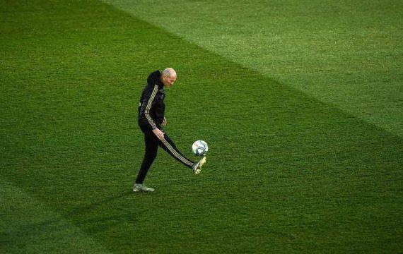 El 'poker' de Zidane para 2020
