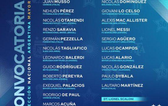 Clasificatorios para la Copa Mundial de Argentina