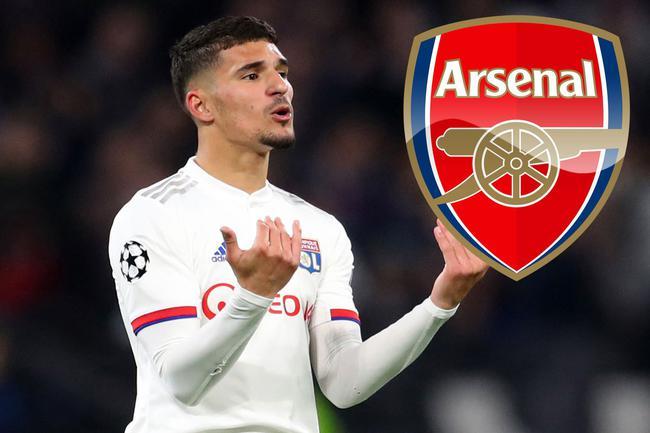 Arsenal mira a Houtham Oyar