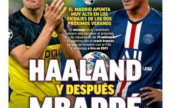 Plan de reclutamiento del Real Madrid